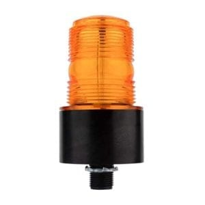 "495S 12-80VDC DC Strobe (1/2"" Male Thread Mount)"
