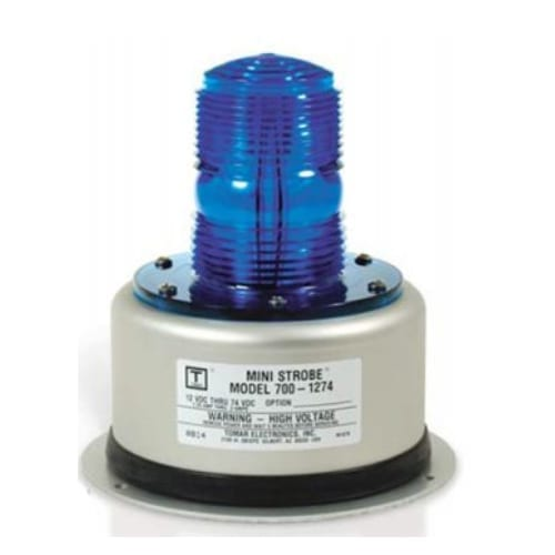 700-110-15J 120VAC AC Strobe (Surface Mount / 15 Joule)
