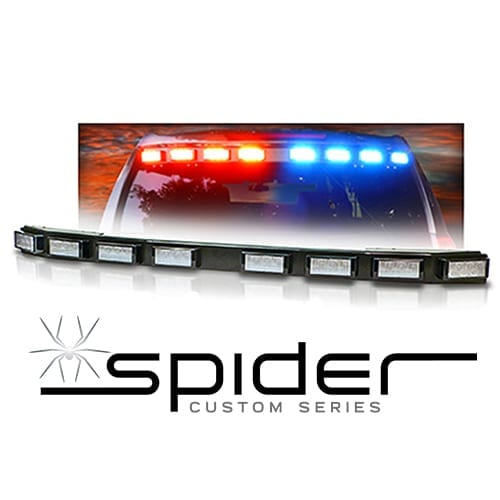 Spider Rear SUV Exterior Lightbar