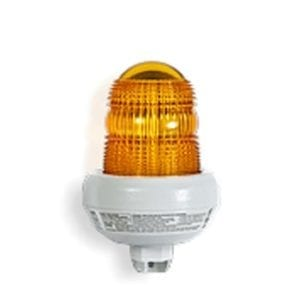 4374S Hazardous Warning Supervised DC Strobe Light