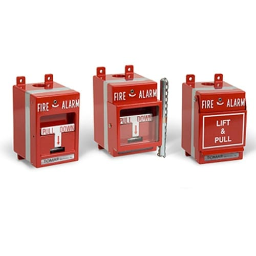 RMS-EXP-WP - Explosion & Weather Proof Fire Alarm Pull Stations