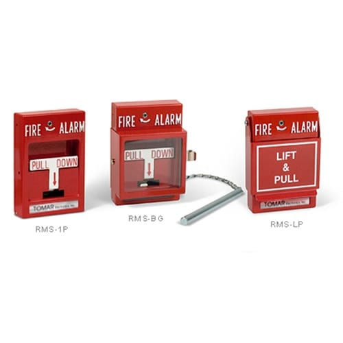 RMS - Indoor Series Fire Alarm Pull Station