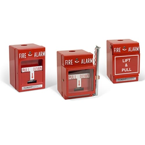 RMS-WP - Weather Proof Fire Alarm Pull Stations