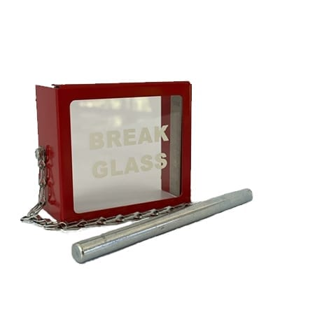 Fire Pull Break Glass Adapter